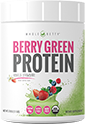 Berry Green Bottle