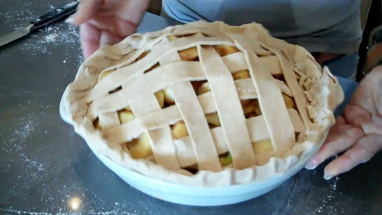 Dairy-Free,Wheat-Free Apple Pie