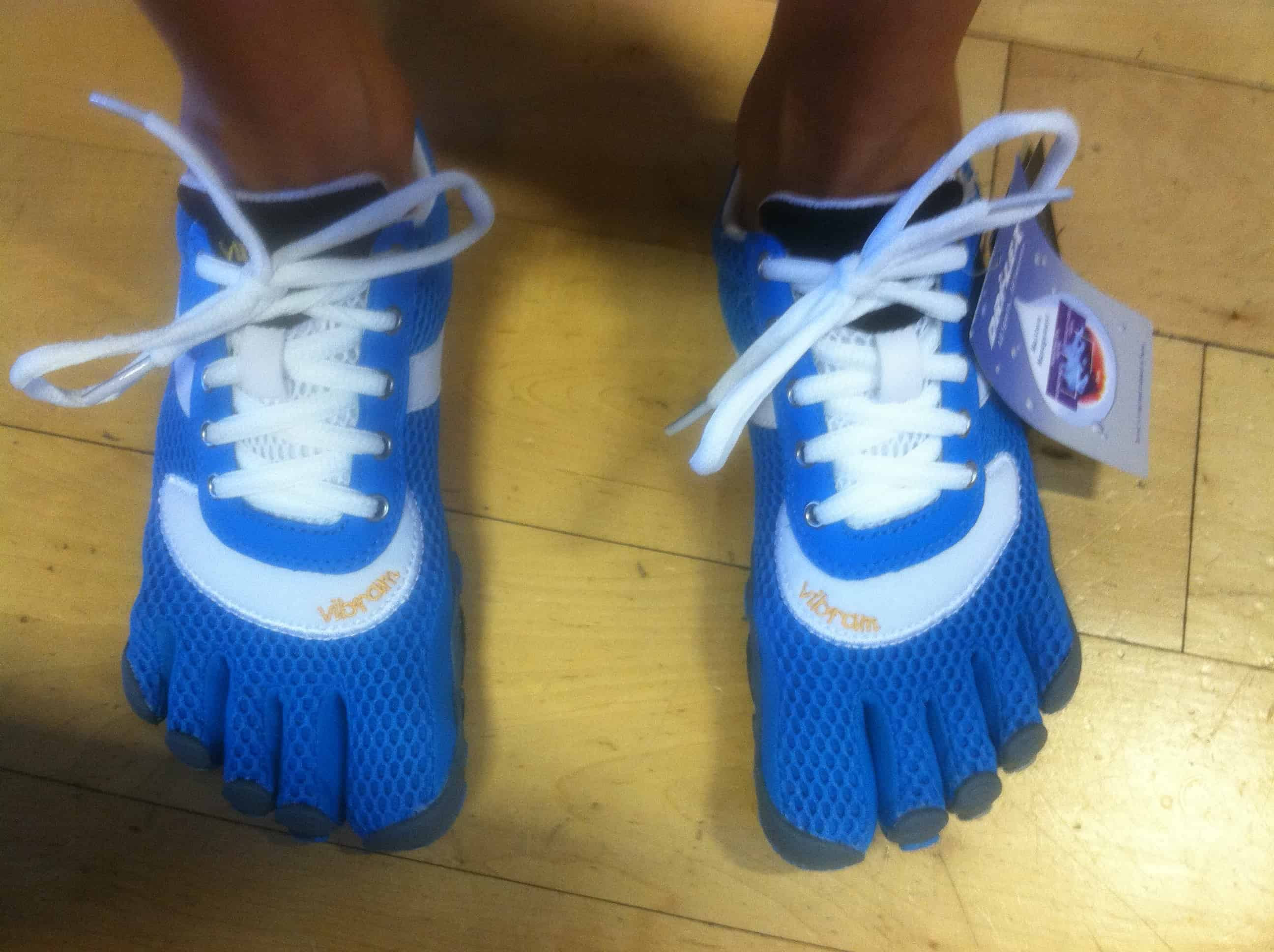 Vibram 5-Finger Shoes and Why I Love Them