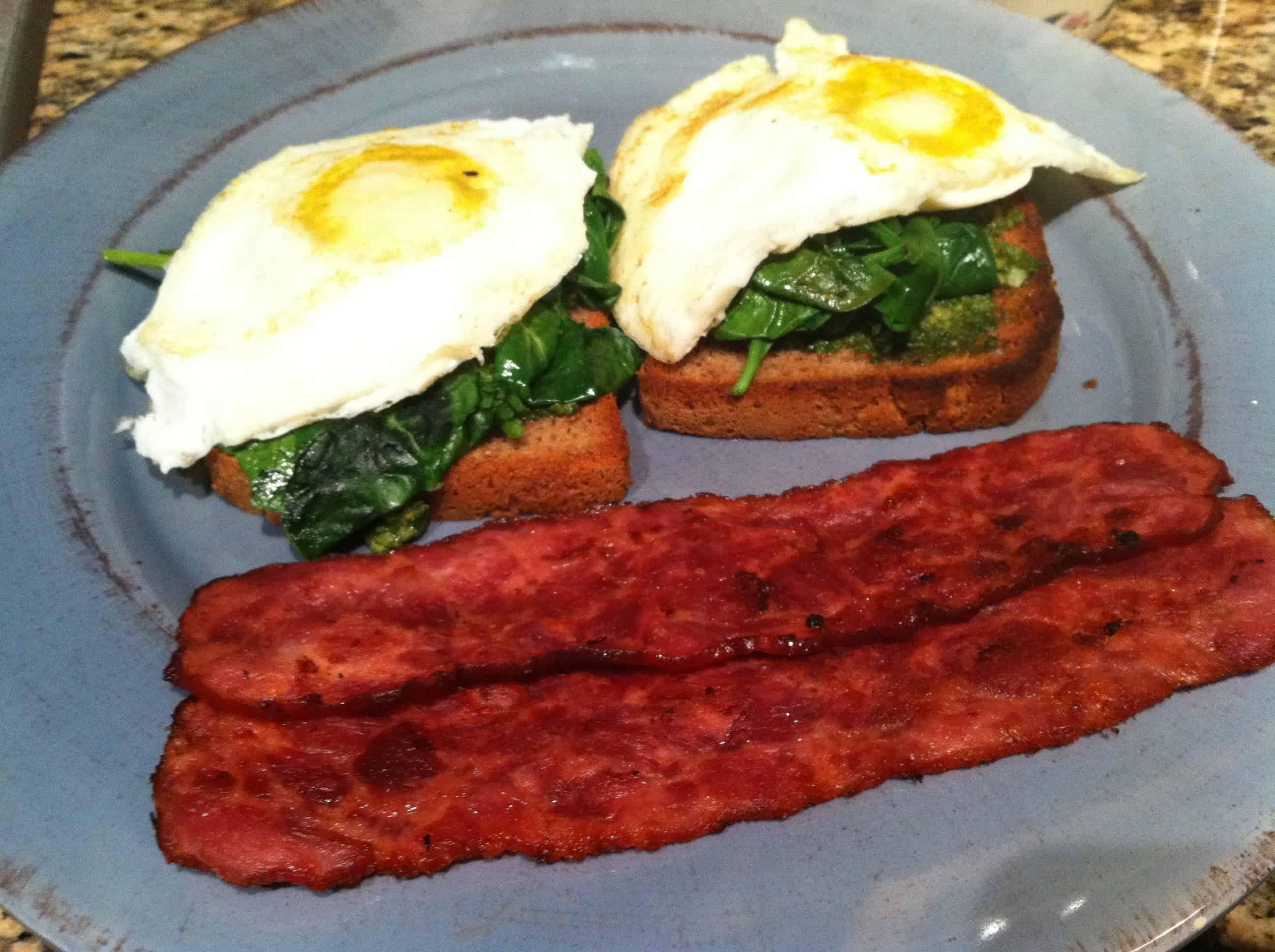 Gluten Free Protein-Packed Brunch
