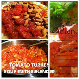 tomato turkey soup