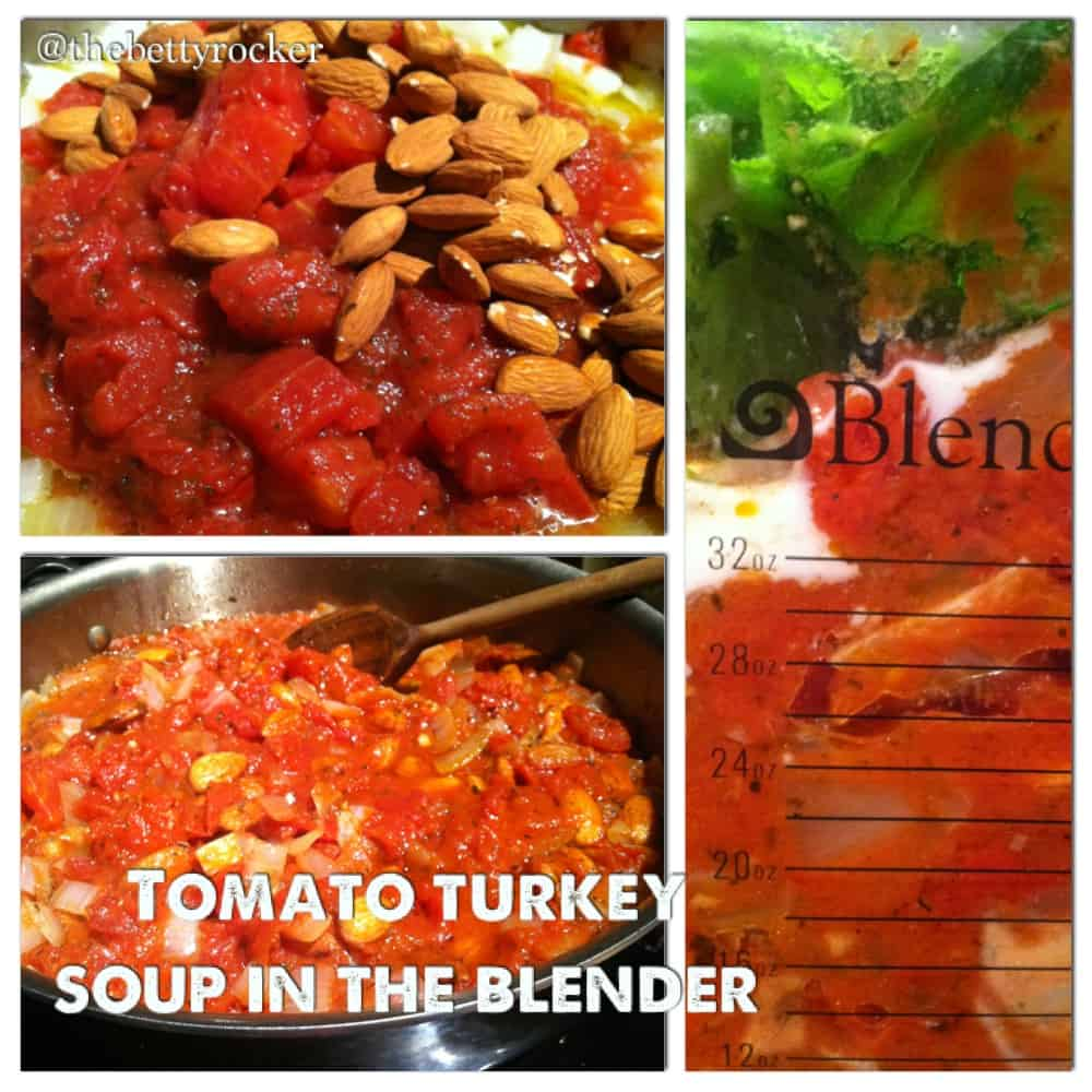 Fire-Roasted Awesome Tomato Chicken Soup