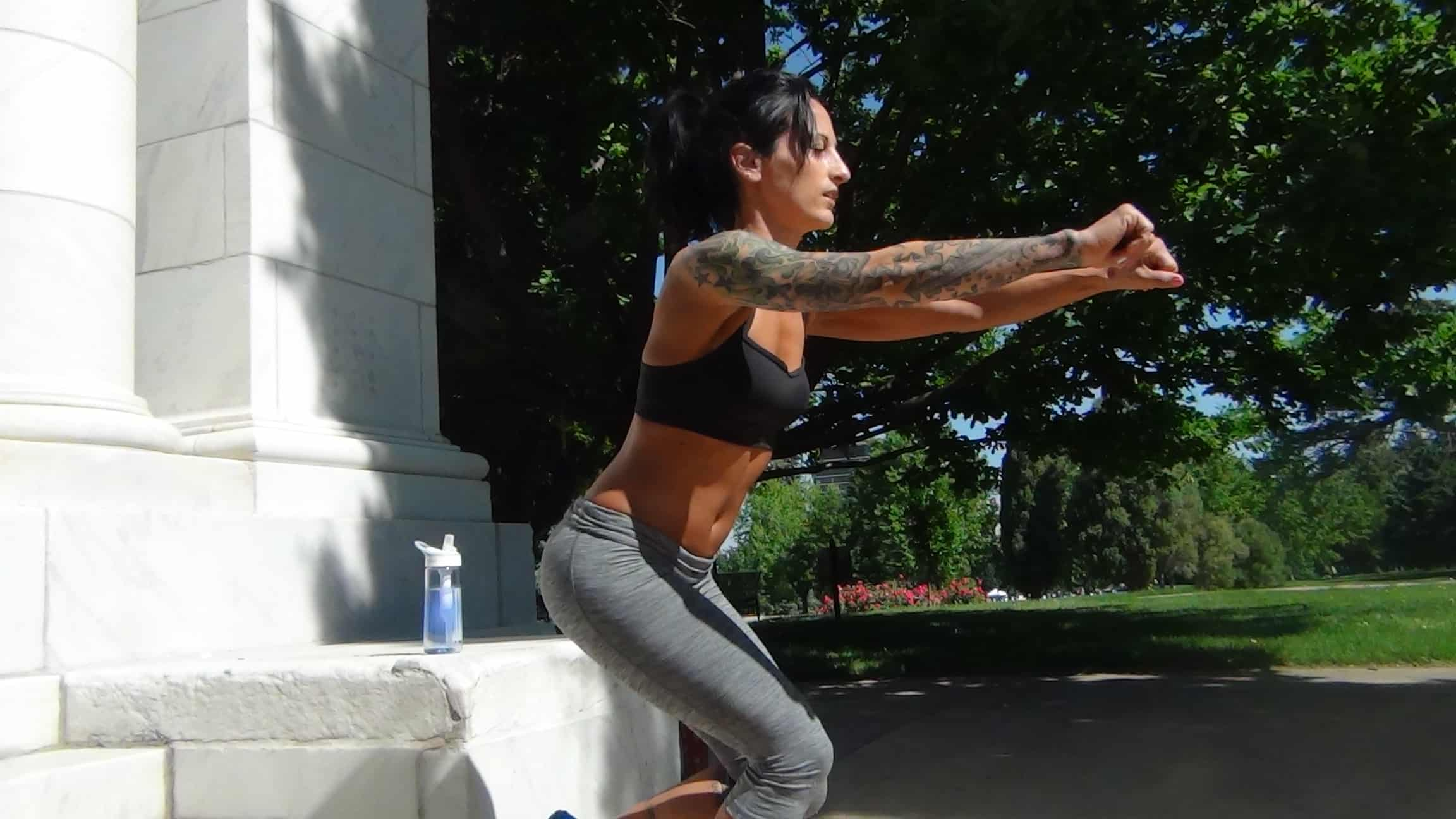 Anywhere Workout Series: Part 1 of 3