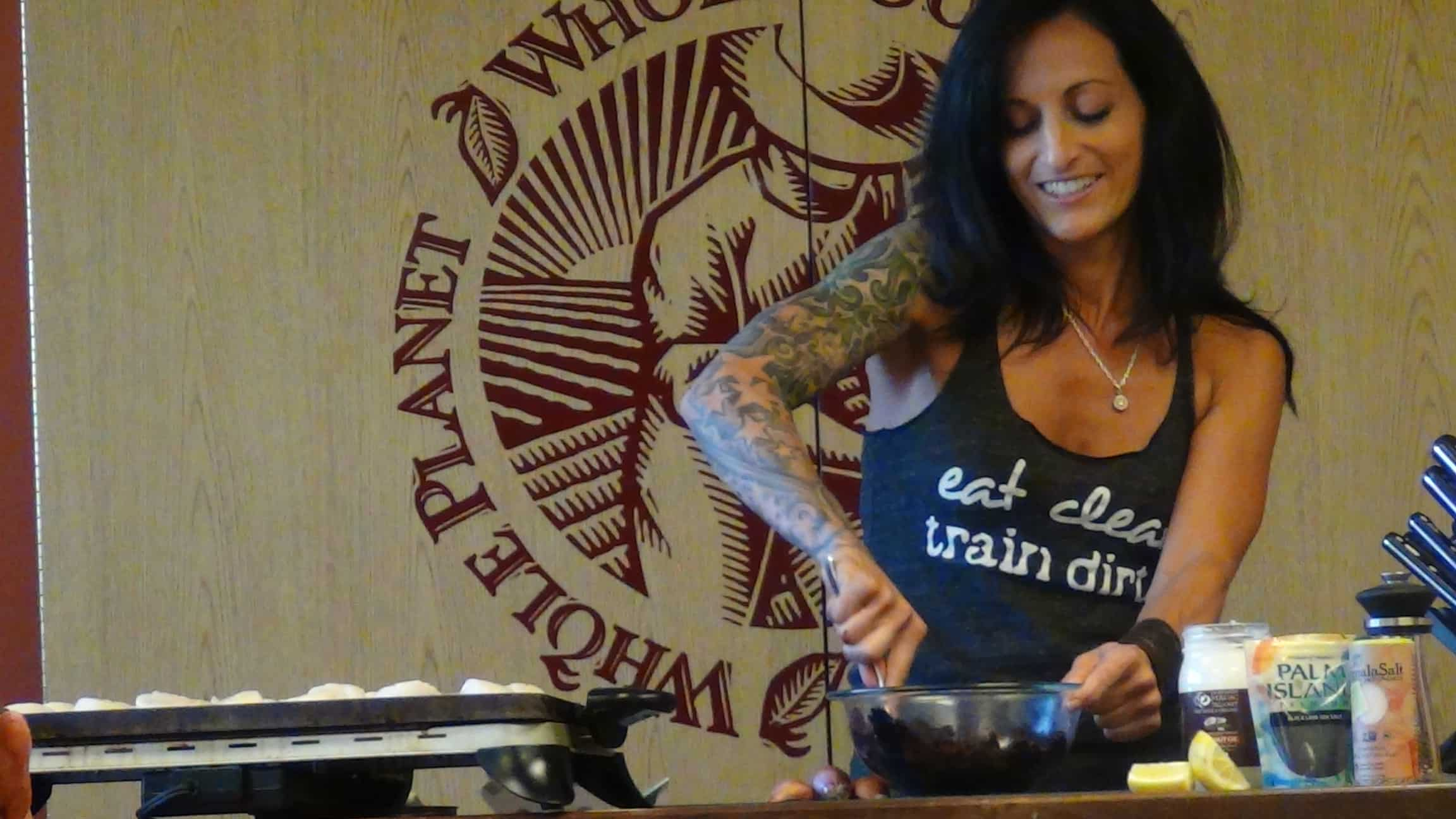 Whole Foods Alternative Diets Cooking Class 6/27
