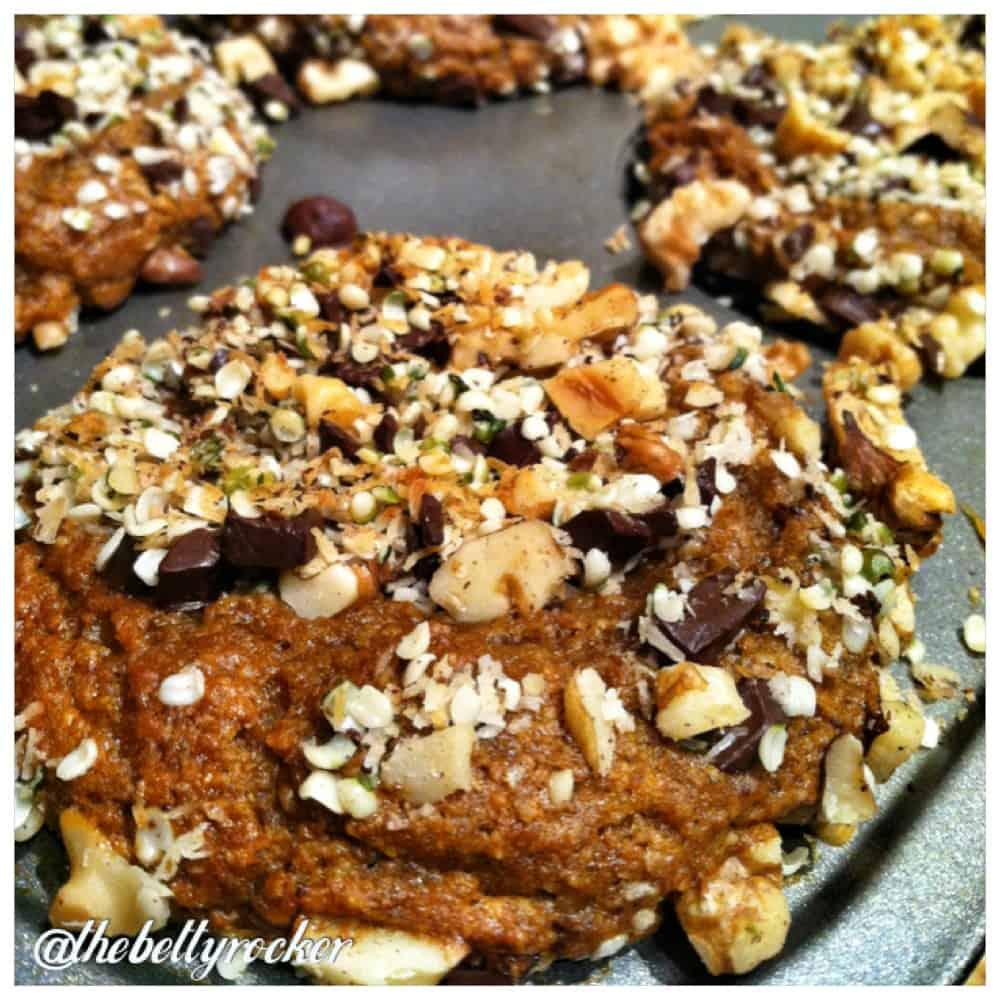 Gluten Free Pumpkin Protein Muffins