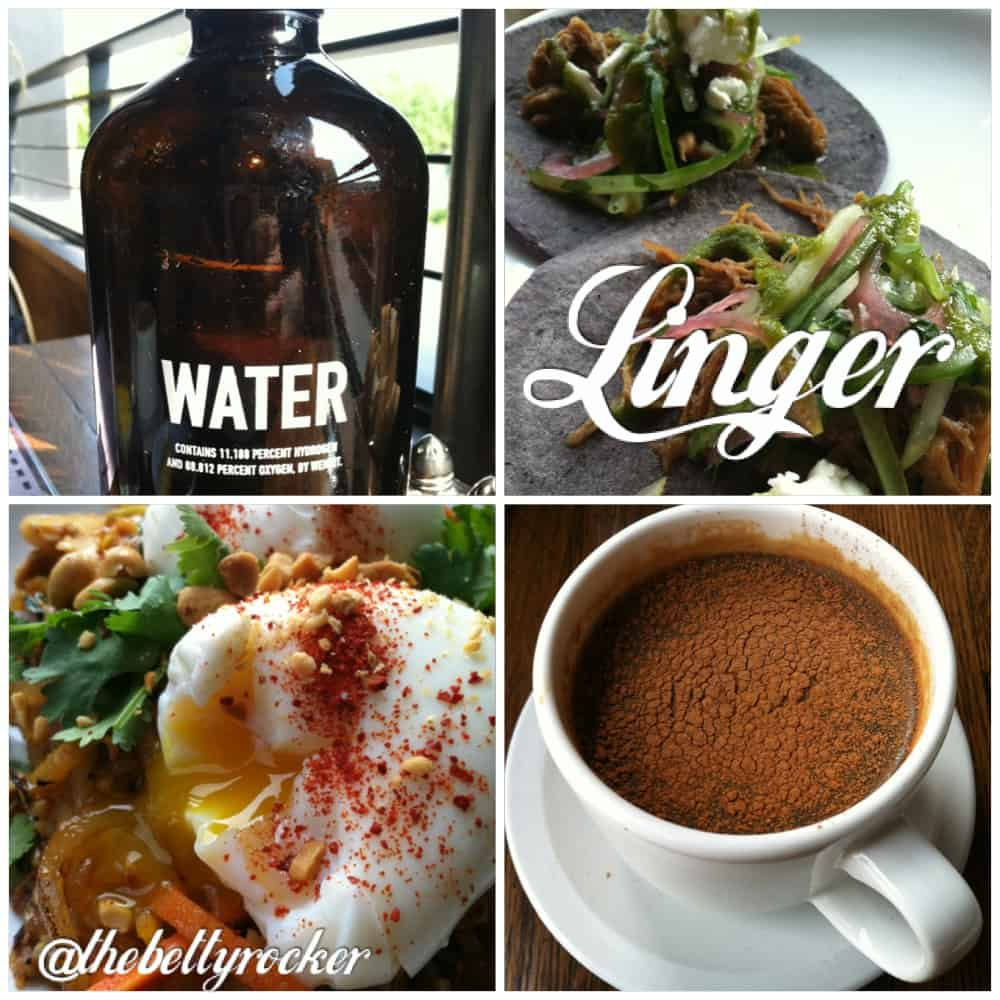 Healthy, Allergy-Friendly Restaurant of the Month: Linger