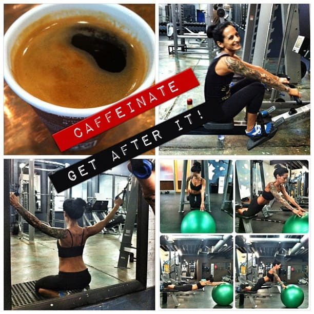 How Caffeine Helps You Burn Fat During Workouts