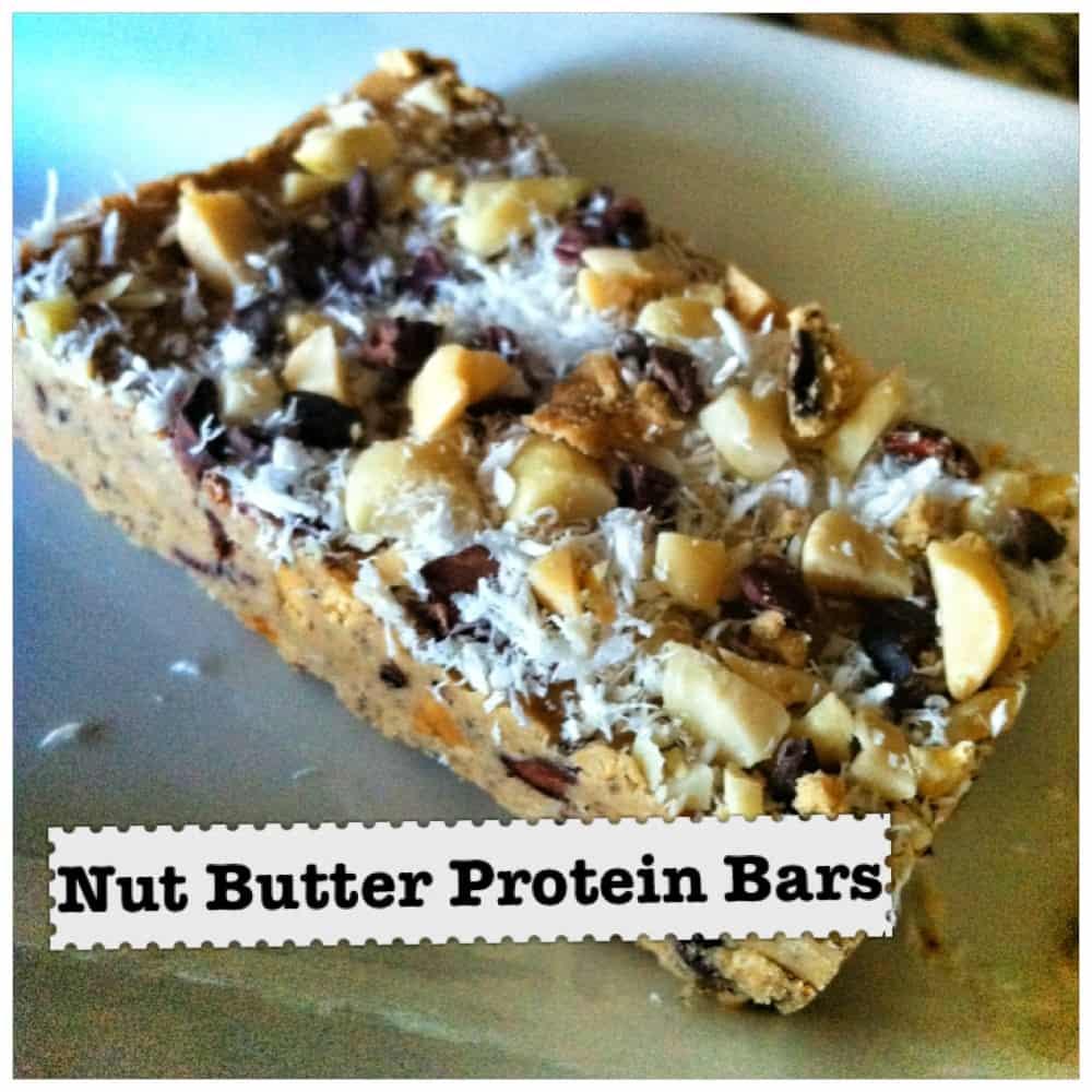 Gluten Free No Bake Chocolate Peanut Butter Protein Bars