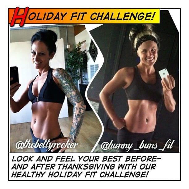 The 5-Minute Holiday Fit Challenge