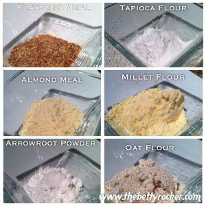 gf flour guide