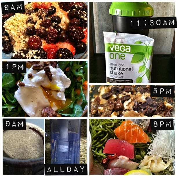 Daily Food Journal: Awesome Fat Burn Strategy