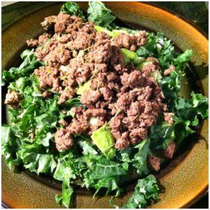 Savory Buffalo Salad