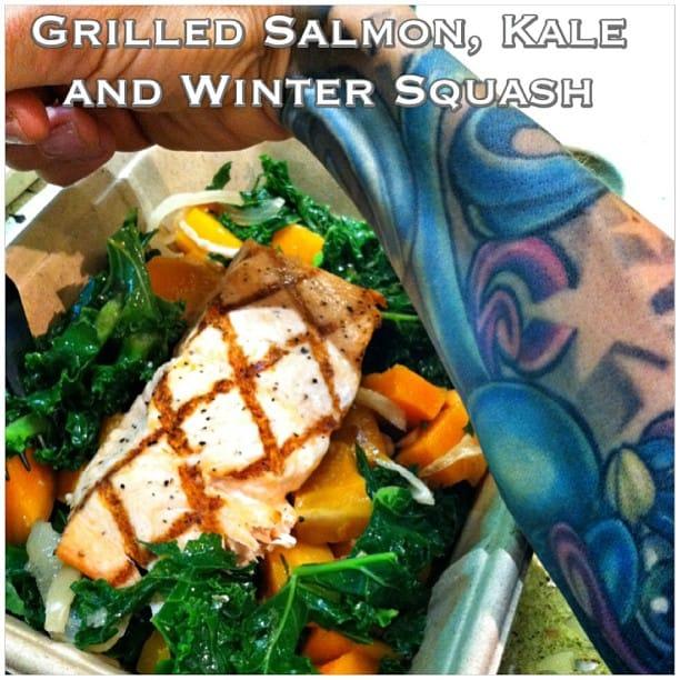 The Urban Hunter-Gatherer's Favorite Green: Health Benefits of Kale