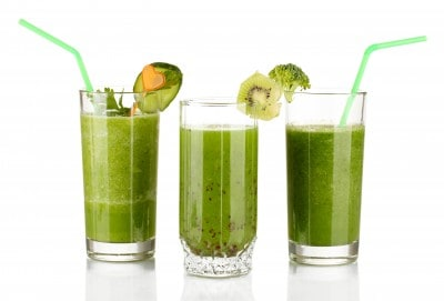 Challenge Day 2: Drink a Green Smoothie