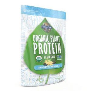 garden of life plant protein