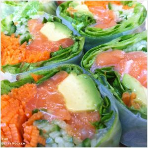 Pacific Salad Roll