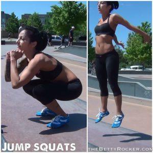 Move 5: Jump Squats
