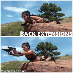 back extensions
