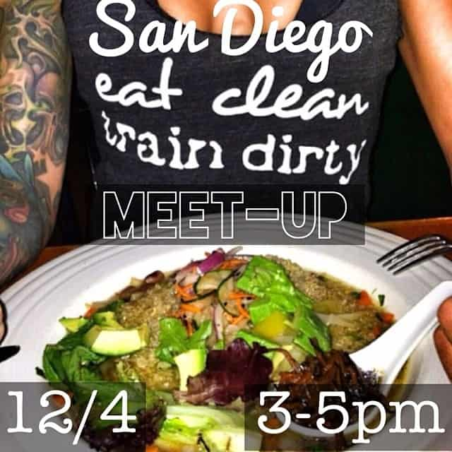 BETTY ROCKER FITFAM MEETUP: SAN DIEGO