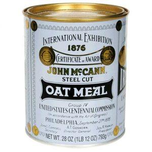 Mccann oats