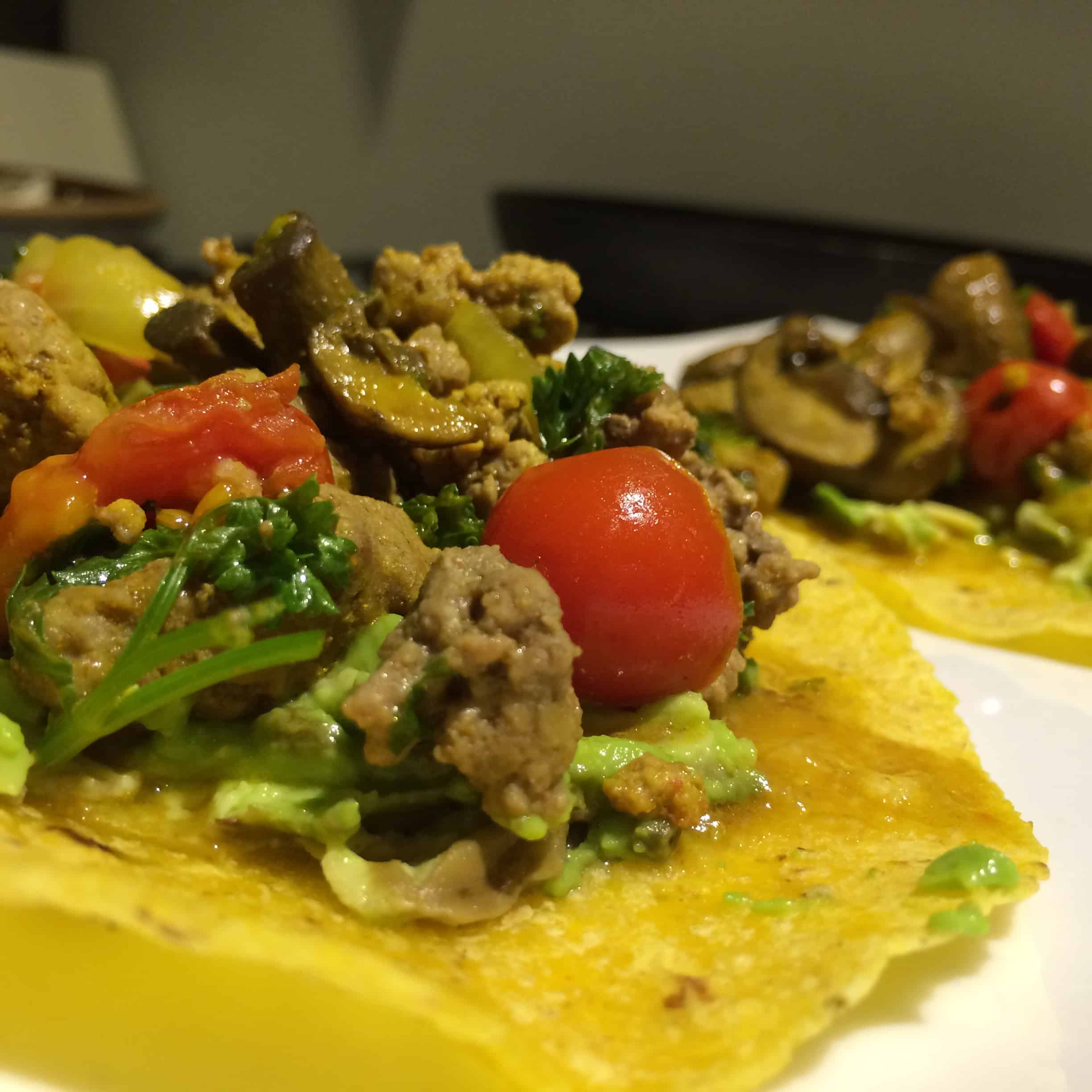 Easy Tostadas Recipe (with video)