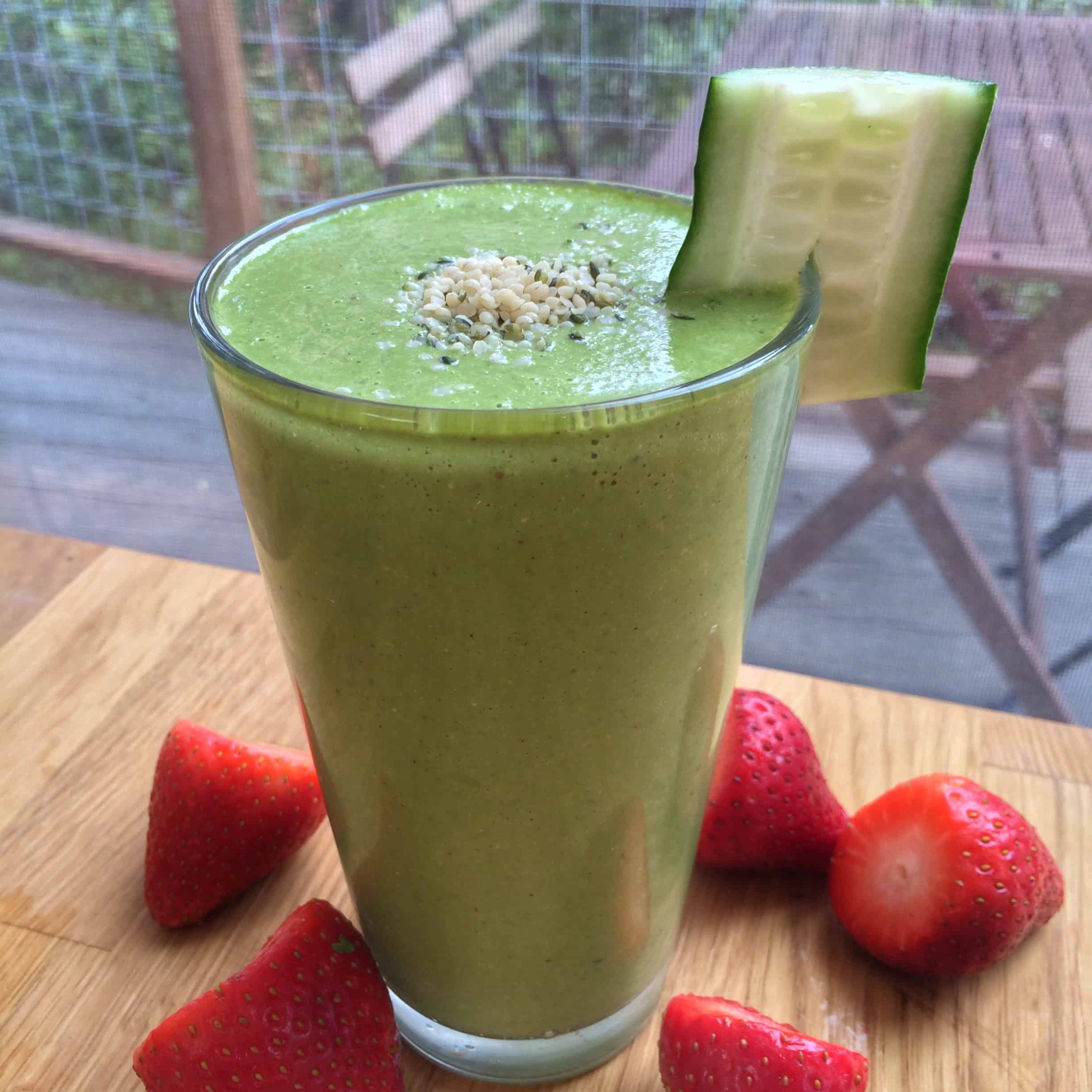 Love Your Body Green Smoothie
