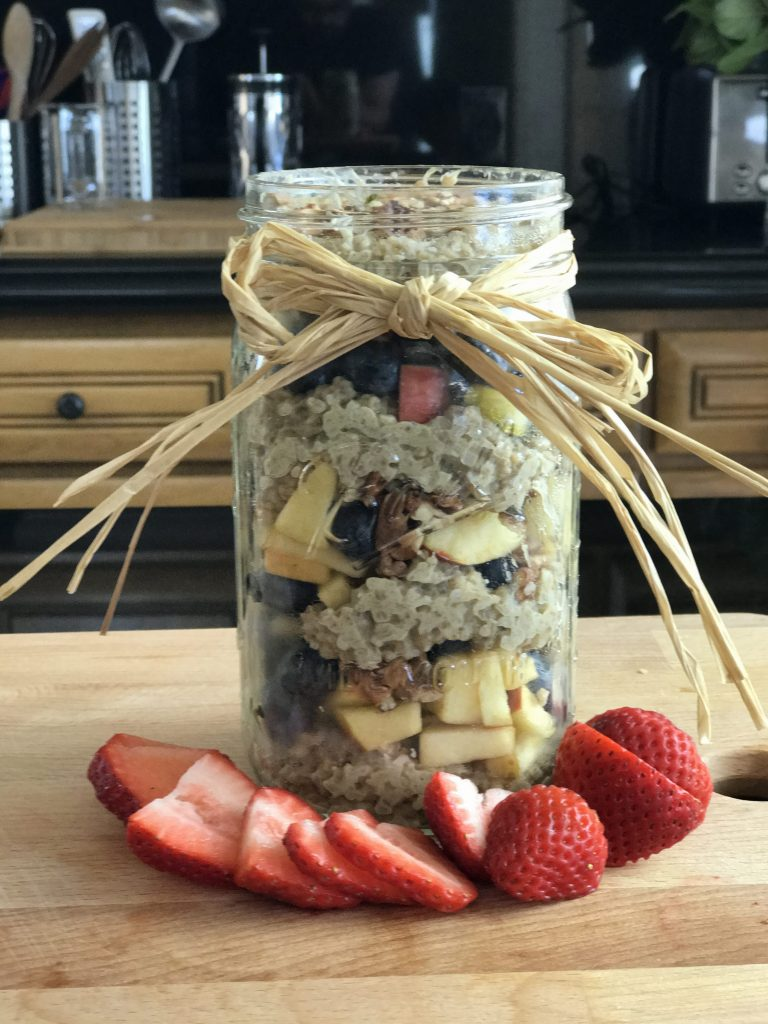 Overnight Oatmeal: How to Enjoy Grains the Healthy Way