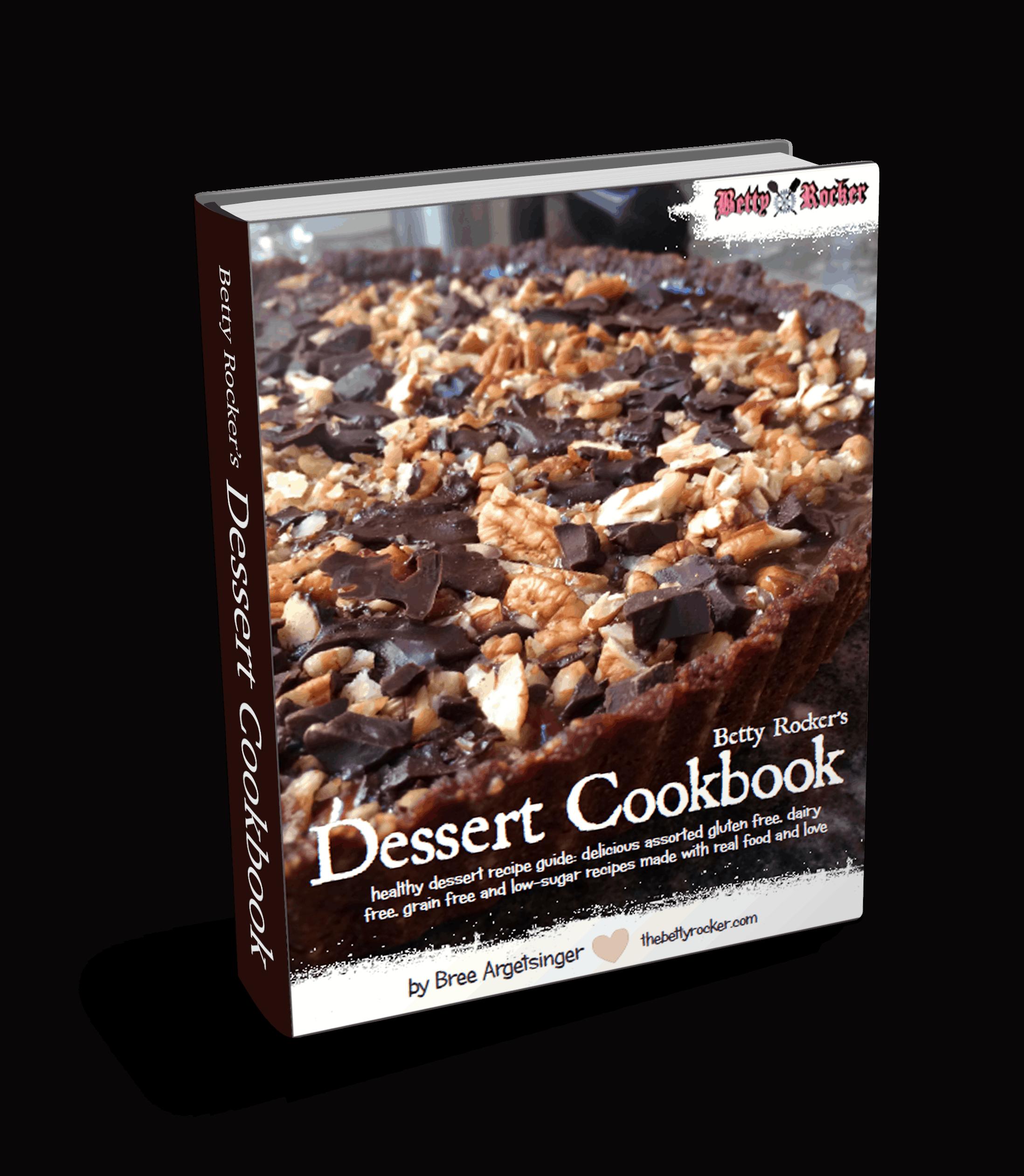 DesertCookbookTR