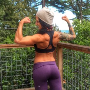 Build a strong back
