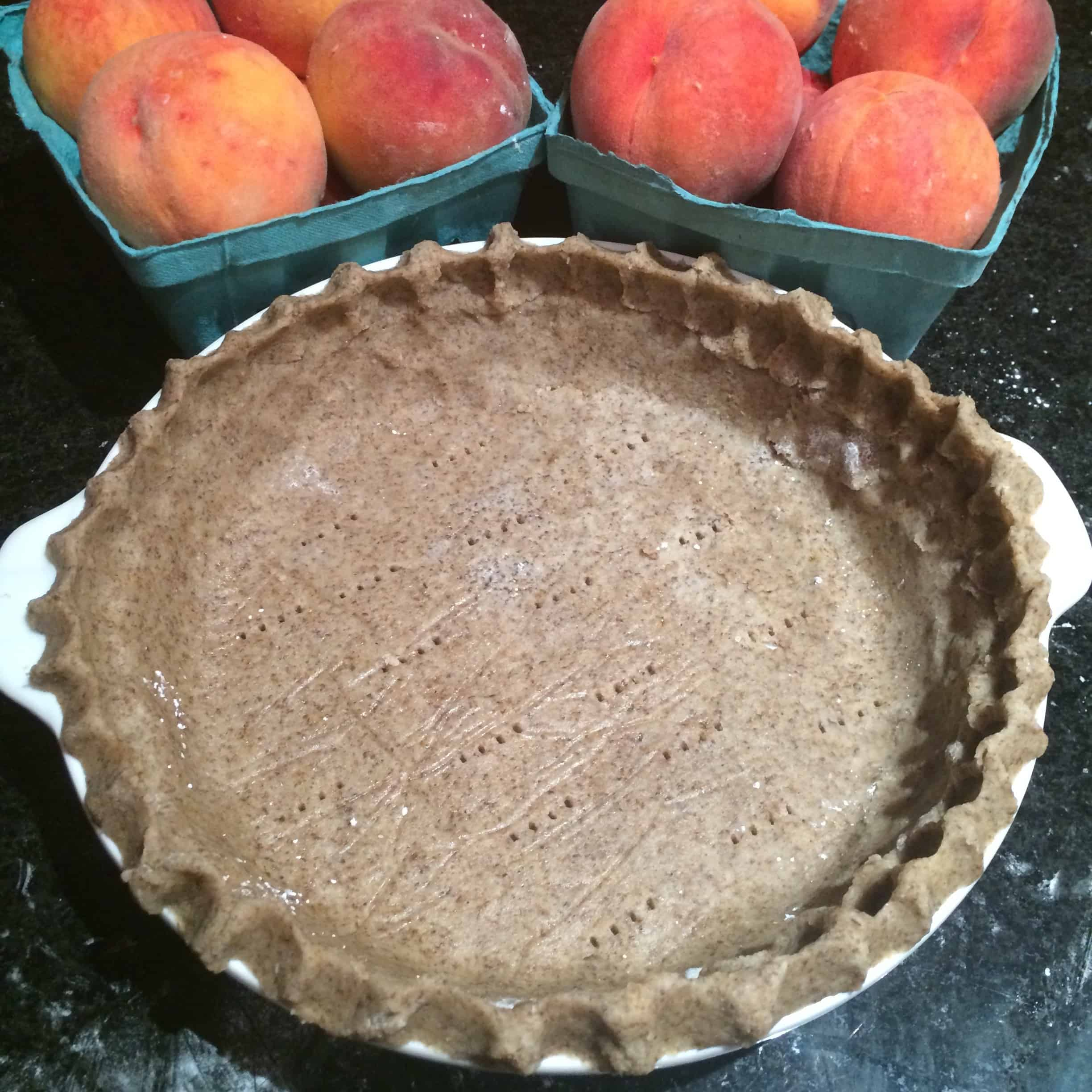 Perfect Pie Crust (paleo, vegan, nut free)