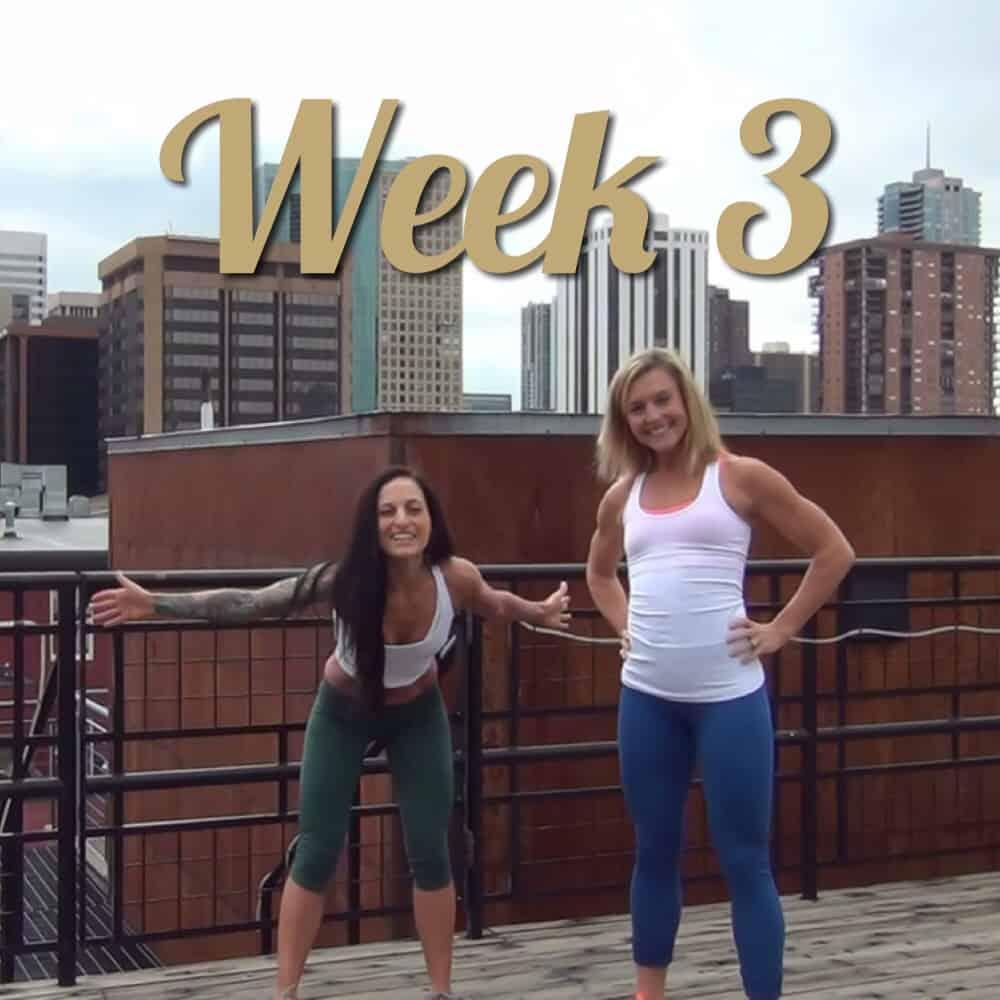 30 Day Challenge Week 3