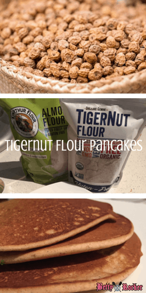 Tigernut FlourPancakes