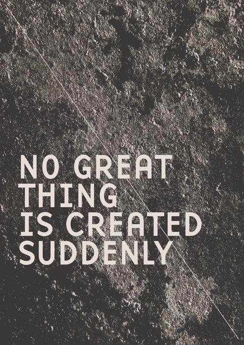 no great thing
