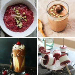 healthy desserts square