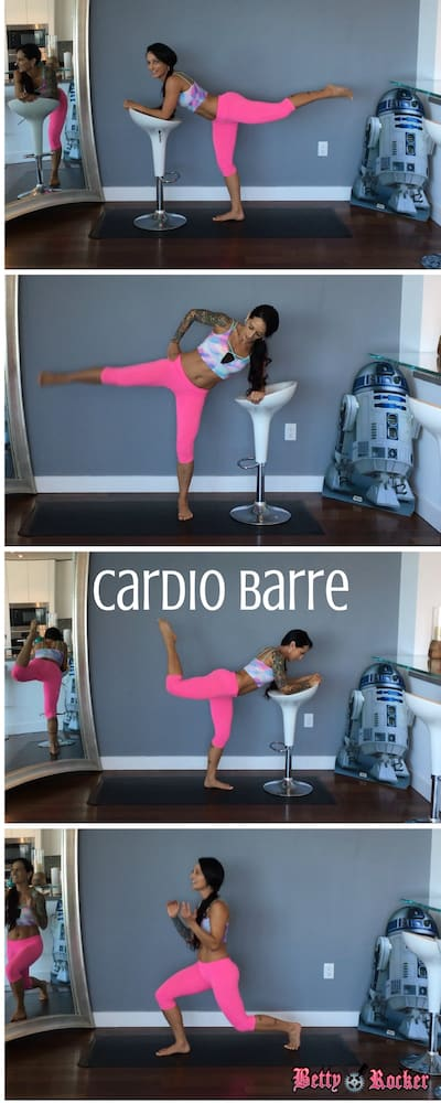cardio barre pinterest
