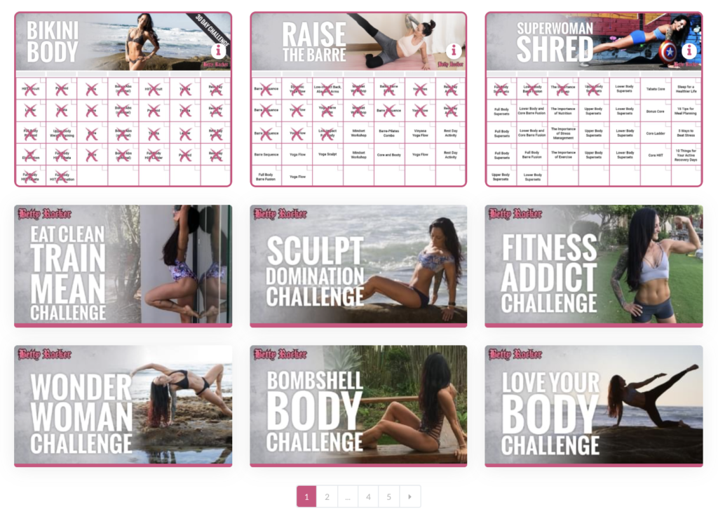 RYL calendars