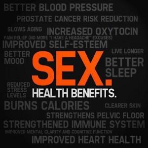 sex health benefits