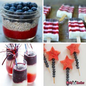 Betty Rocker, recipe roundup, healthy desserts, bettyrockerlovesyou