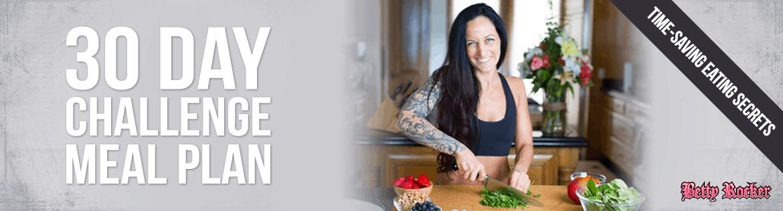 betty rocker 7 day meal plan pdf