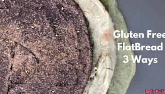 Gluten-free Flatbread 3 Ways