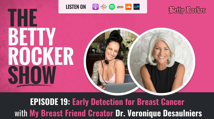 episode 19, the betty rocker show, the betty rocker, podcast